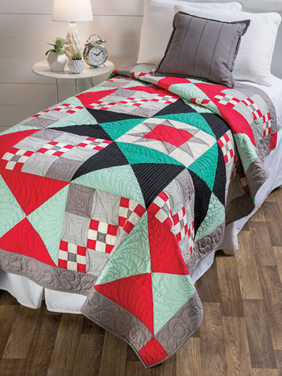 Simple Traditions Quilt: Part 2