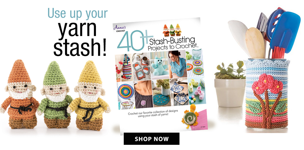 40+ Stash busting Projects to Crochet - SHOP NOW
